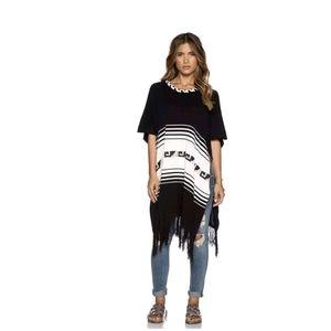 Wildfox Couture Fashion Coachella Frida Fringe
